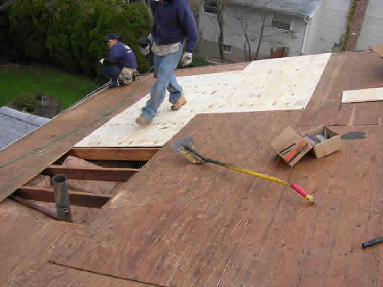 Suffolk County Roof Replacement