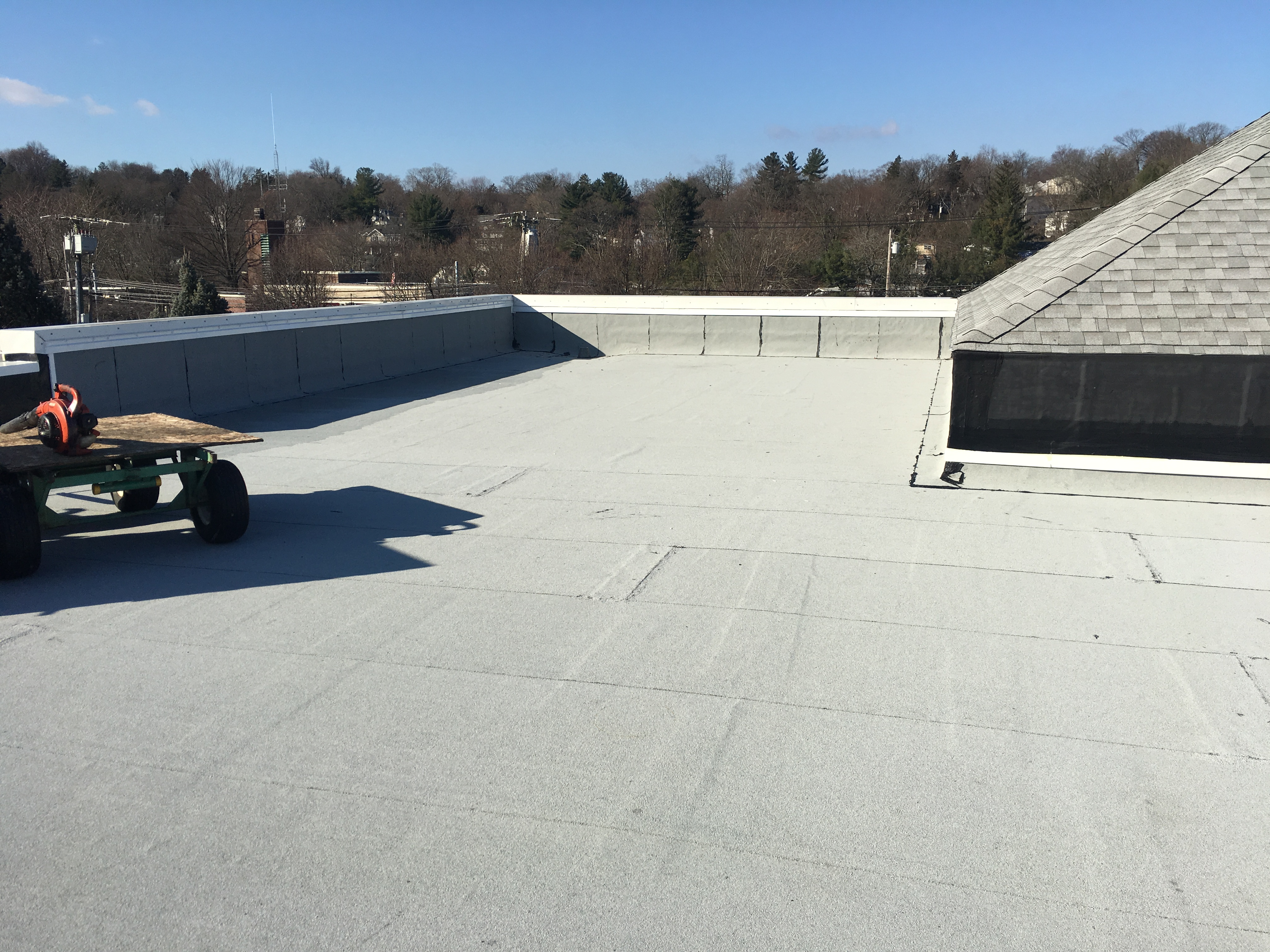 Commercial Roofing Roof Pro Roofers Long Island Nyc