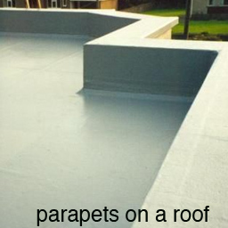 parapets-on-a-roof
