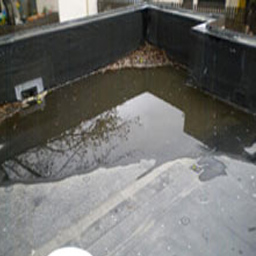 roof-ponding