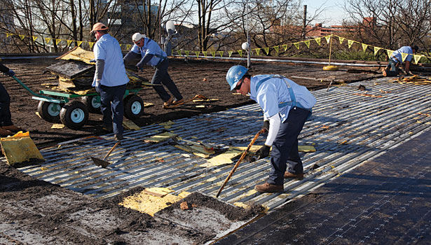 NY Commercial Roofing Services